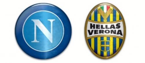 Napoli - Hellas Verona Coppa Italia 2015