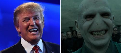 Será Trump pior do que o inimigo de Hogwarts?