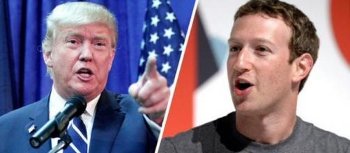 Zuckerberg vs. Trump: no alla discriminazione