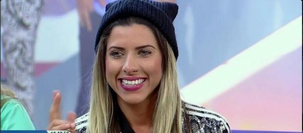 Ana Paula no Hoje Em Dia (Reprodução/Record)