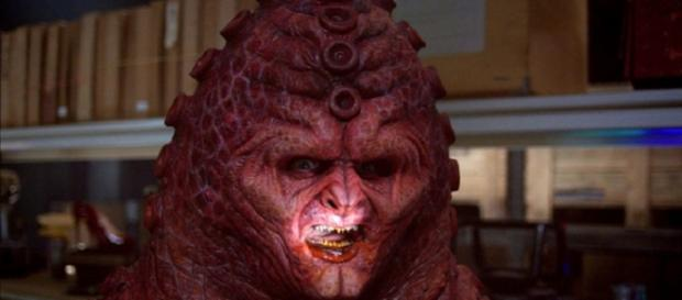 Capaldi prefers to keep chasing the Zygons