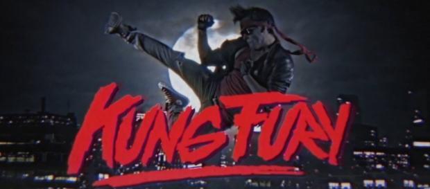 'Kung Fury' (Suecia, 2015), de David Sandberg