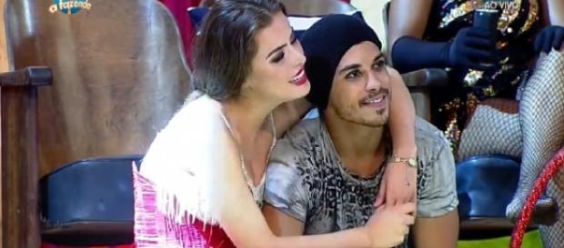 Douglas confessa que se apaixonou por Rayanne