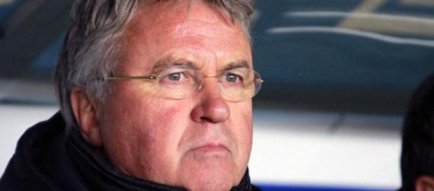 Guus Hiddink, sustituto de Mourinho en el Chelsea