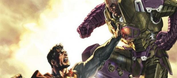 """Lex Luthor usará armadura de batalha em """"BvS"""""""