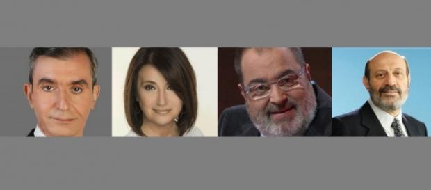 Los principales periodista del Grupo Clarín