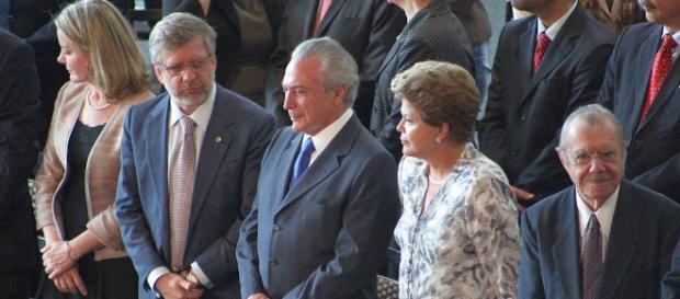 Michel Temer já monta seu novo governo