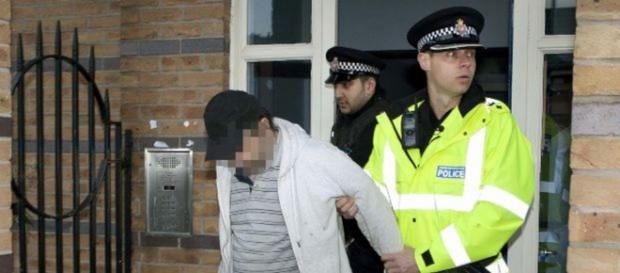 Przestępcy z Polski aresztowani