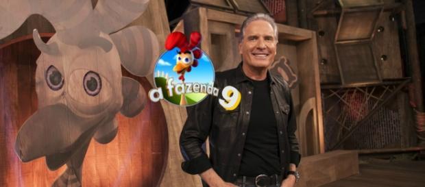 Roberto Justus apresentará 'A Fazenda 9'