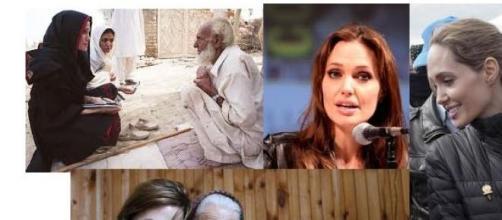 Angelina Jolie, no solo una famosa actriz