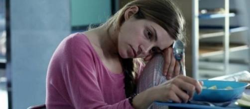 Aurora Ruffino, nel ruolo di Cris