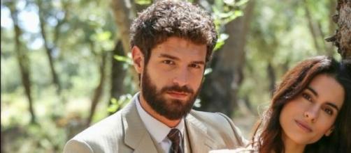 Bosco e Ines: i protagonisti della terza stagione