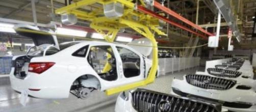General Motors Factory in China