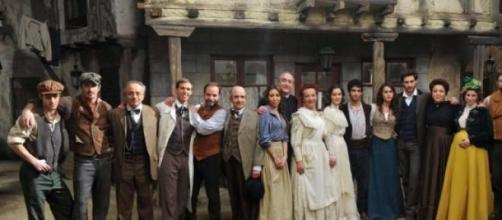 Il cast della soap Il Segreto