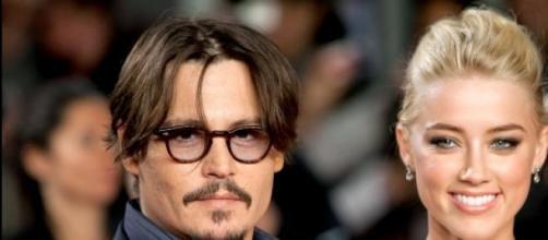 Johnny Depp se casa con Amber en las Bahamas