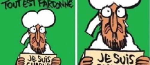 L'ultima copertina del settimanale Charlie Hebdo