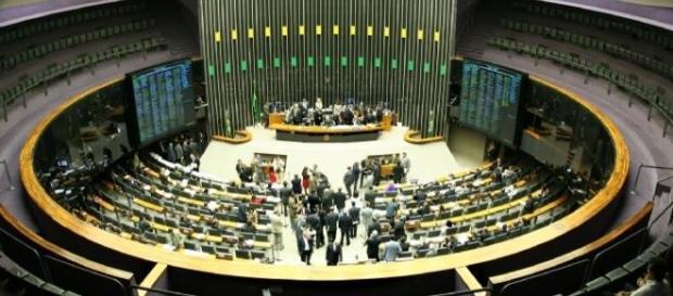 Deputados eleitos na Câmara