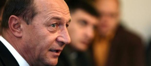 Fostul presedinte Traian Basescu