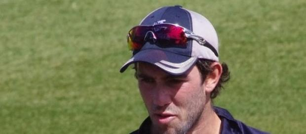 Glenn Maxwell was Australia's star player in final