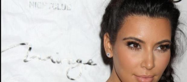Kim Kardashian tiene 9 kilos de más