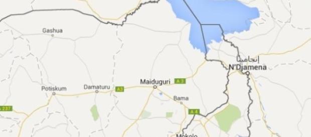 Maiduguri, nordeste da Nigéria