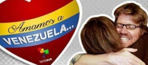 Stranieri ben visti in Venezuela...