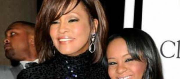 Whitney Houston si fiica sa Bobbi Kristina Brown