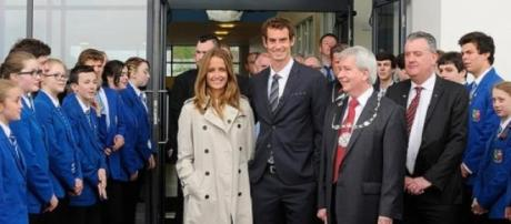 Andy Murray and Kim Sears to marry in own hotel