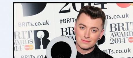 Sam Smith nos BRIT Awards