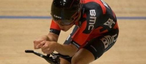Aussie Rohan Dennis took the hour world record