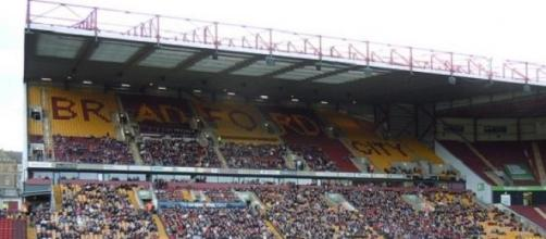Bradford City's fans had plenty to cheer about