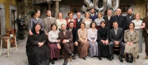 Il cast de Il Segreto di Puente Viejo