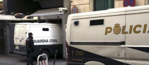 Operación EDU en Andalucía