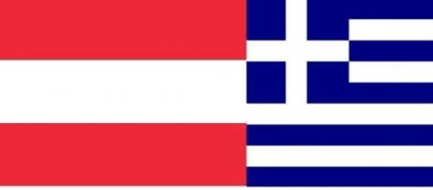 Áustria de Faymann apoia Grécia de Tsipras