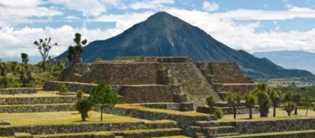 Cantona, sítio arqueológico mesoamericano, México