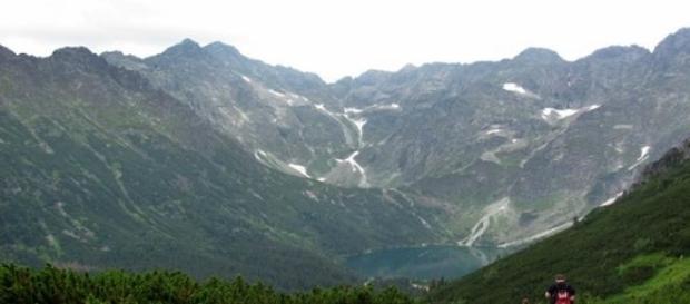 Góry Tatry. Fot.J.Lampert