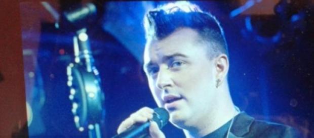 Il cantante britannico Sam Smith