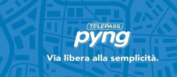 Pyng, un'app che facilita il parcheggio.