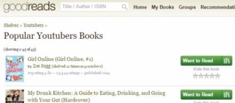 Más populares en Goodreads.