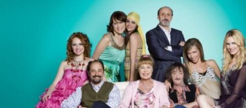Actores de la serie 'La que se avecina'.