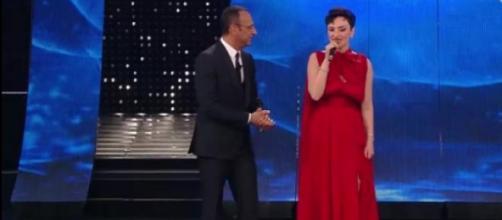 Sanremo 2015 gossip, Arisa scandalo come Belen