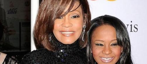 Whitney Houston y Bobbi Kristina
