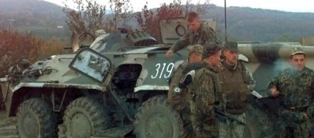 Armata Rusa pregatita de lupta