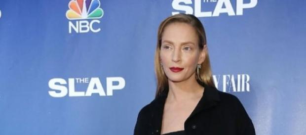 El cambio de la actriz en la presentación de Slap