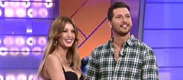 Manu y Shaila en el programa 'myhyv'