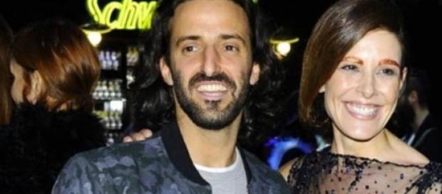 Raquel y su novio argentino, Matías