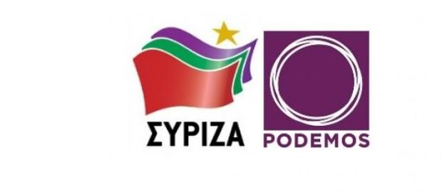 Syriza na Grécia e Podemos em Espanha