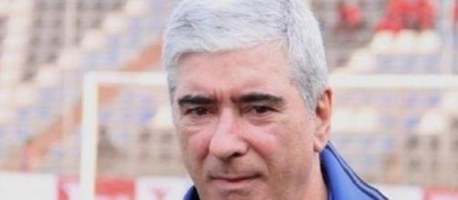 Bernardino Pedroto na estreia do Girabola 2015