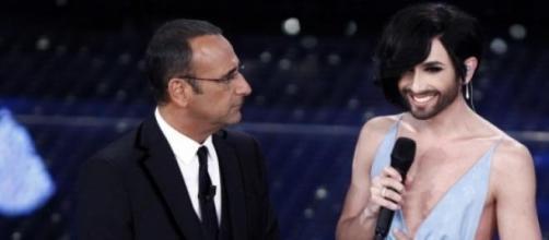 Festival di Sanremo: picco d'ascolti per Conchita