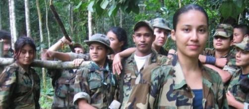 Les FARC ont élevé l'âge de recrutement à 17 ans.